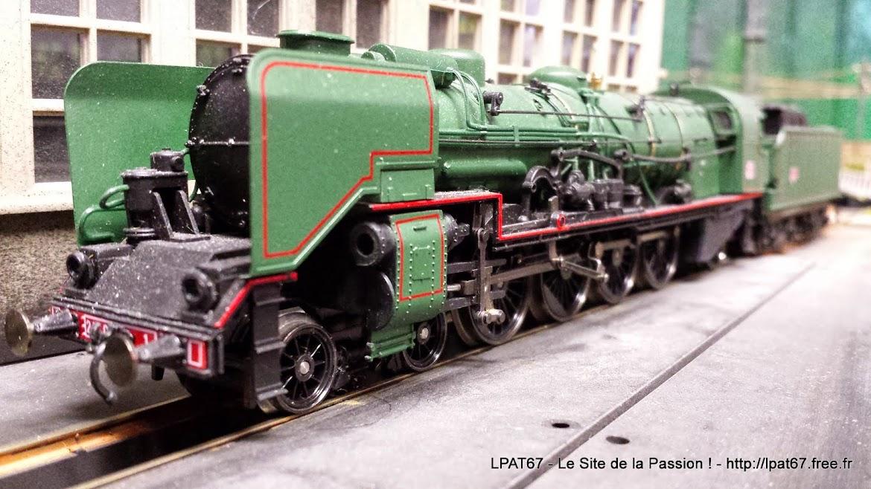 Mes locomotives à vapeur... - Série limitée Club Jouef - 20141231_111727