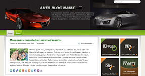 Automotive Wordpress Theme - AutoLust