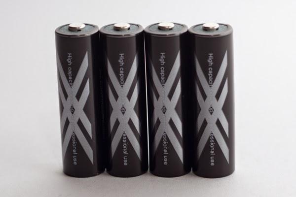 bateri cas semula sanyo enelop