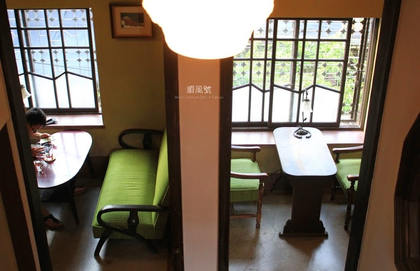 台南中西區咖啡館推薦,順風號-5