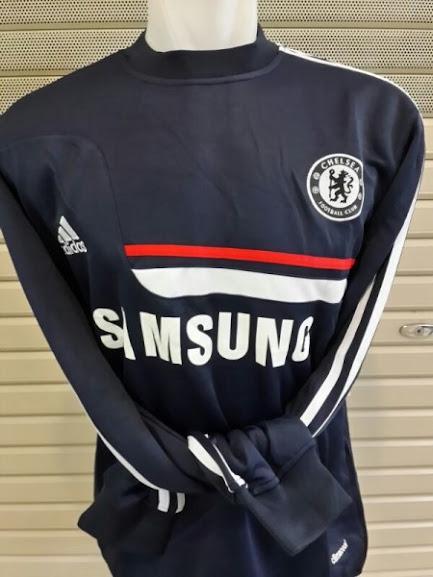 Jual Sweater Chelsea Hitam Terbaru 2014