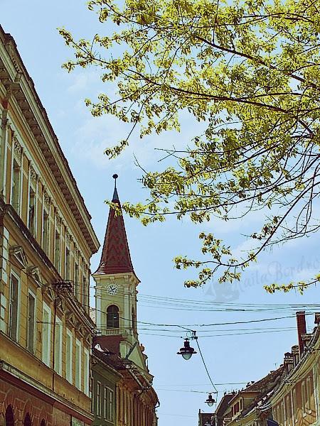 biserica reformata sibiu