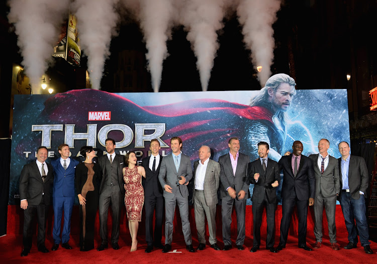 My Thor The Dark World Review & Red Carpet Experience: Cast #ThorDarkWorldEvent