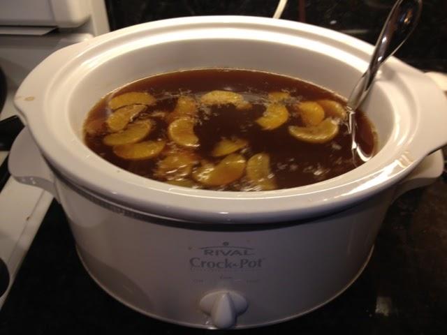 CSdesigner: Slow Cooker Hot Toddy