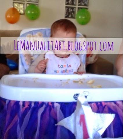 decoración tronas de bebé