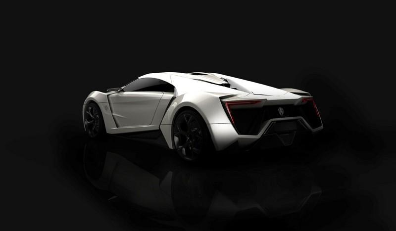 W Motors Lykan Hypersport Gets Teased On Video Video