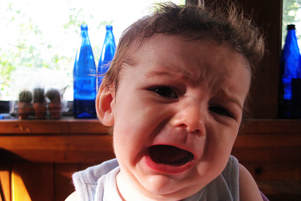 為什麼小孩表情