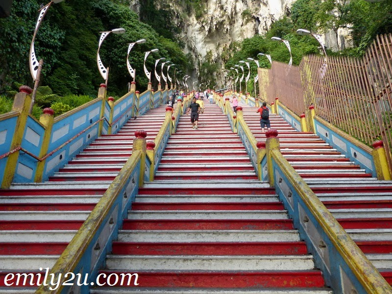 Batu Caves Hindu Temple