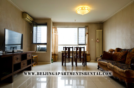 3br Beijing UHN International Village Apartment For Rent