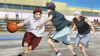Kuroko's Basketball 2 Episode 1 Screenshot 3