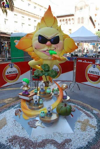 Hoguera Infantil 2013 Plaza Ruperto Chapi