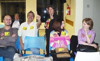 Eleições 2010 Sindppd/RS