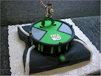 Torta Omnitrix