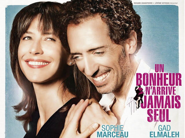 Η Αγάπη δεν Έρχεται Μόνη Un Bonheur N'Arrive Jamais Seul Movie Wallpaper