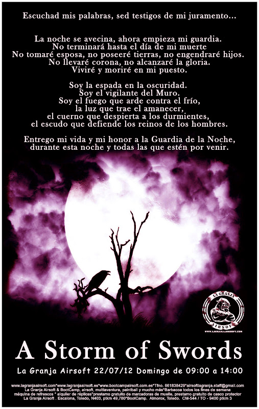 22/07/12 DOMINGO - A Storm of Swords - Partida abierta - La Granja Airsoft A%2520Storm%2520of%2520Swordsdomingo