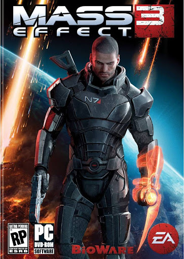 Mass Effect 3 Full - ISO Español Reloaded [+DLC Unlocker]