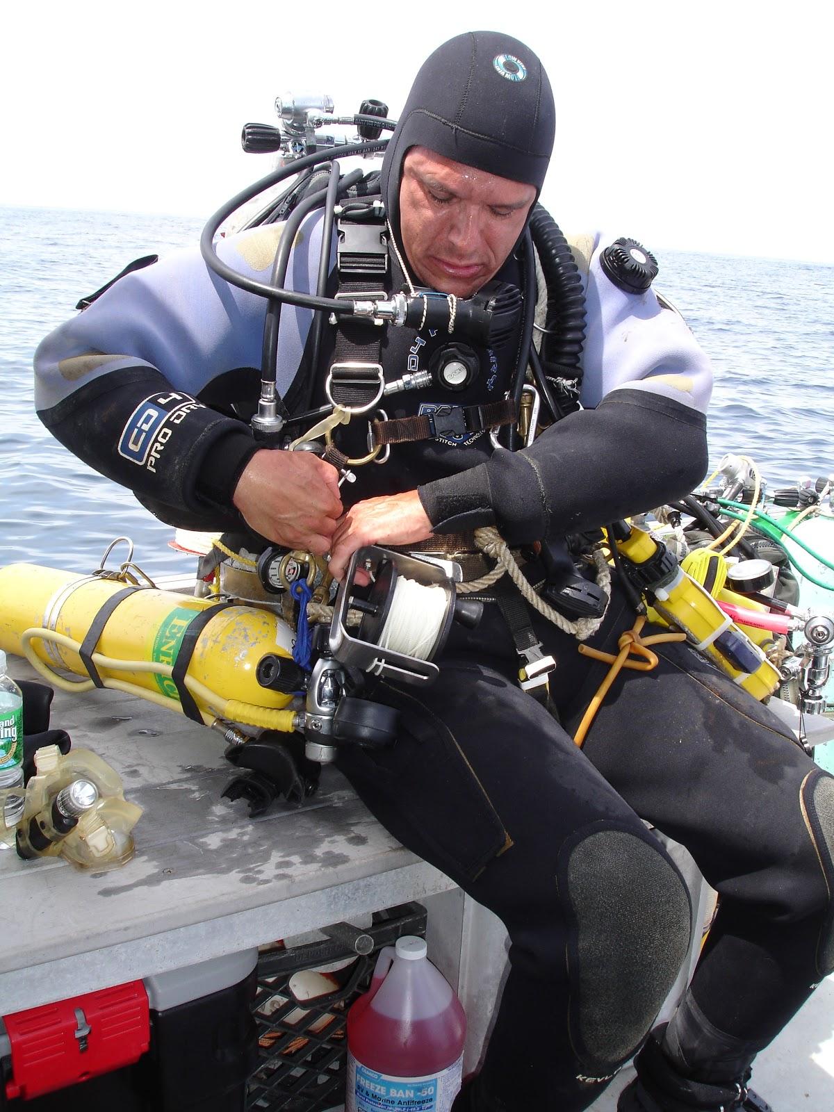 Atlantic Divers Scuba Training Fall 2018