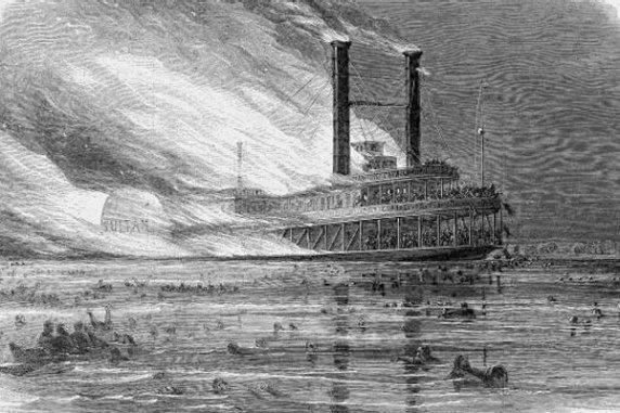 SS Sultana (1865)