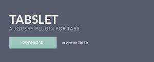 55+ Free CSS3 jQuery Tab Menu Plugins