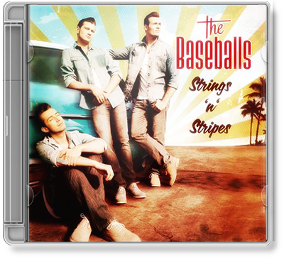 The Baseballs - Strings 'n' Stripes (2011) .Mp3 320 kbit/s