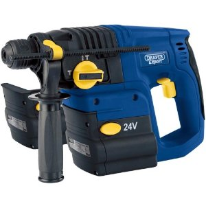 Buy Draper 44330 24-Volt 3-Function SDS+ Cordless Drill with Ni-Mh Batteries