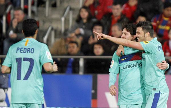 Back to the Season 2010/11 Barca