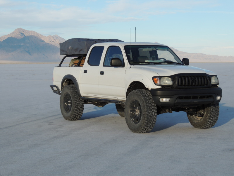 For Sale 2002 Doublecab Tacoma Ifs 35s Lockers Daily