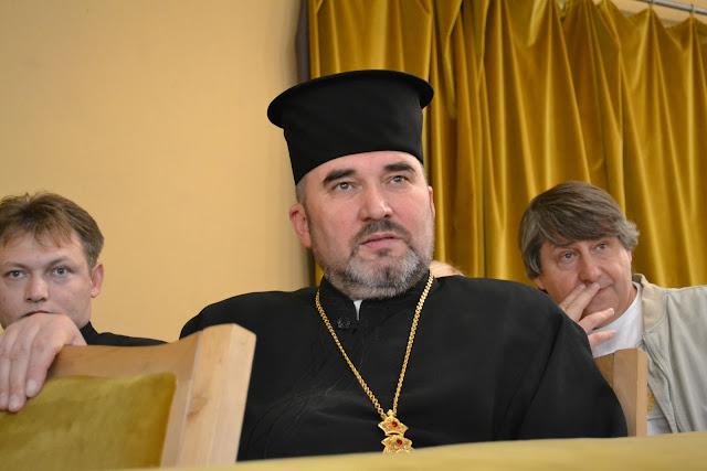 Владыка Василий рад, что слово Патриарха услышат одесситы