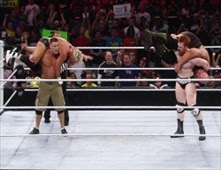 مصارعة WWE Monday Night Raw 03/12/2012