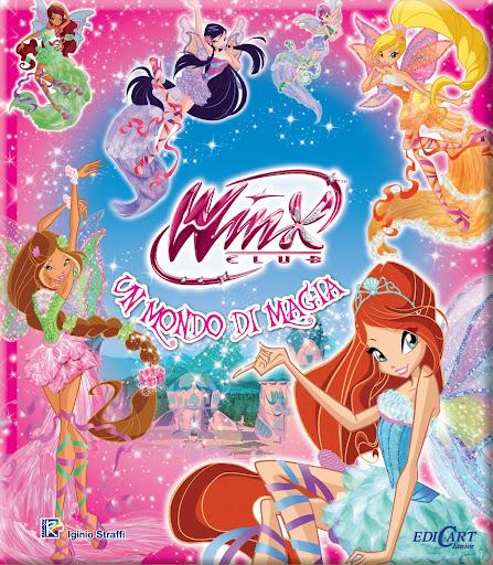 Công chúa phép thuật phần 5-Winx Club 5