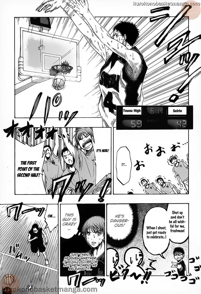 Kuroko no Basket Manga Chapter 50 - Image 07