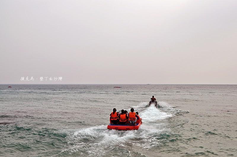 墾丁白沙灣海域