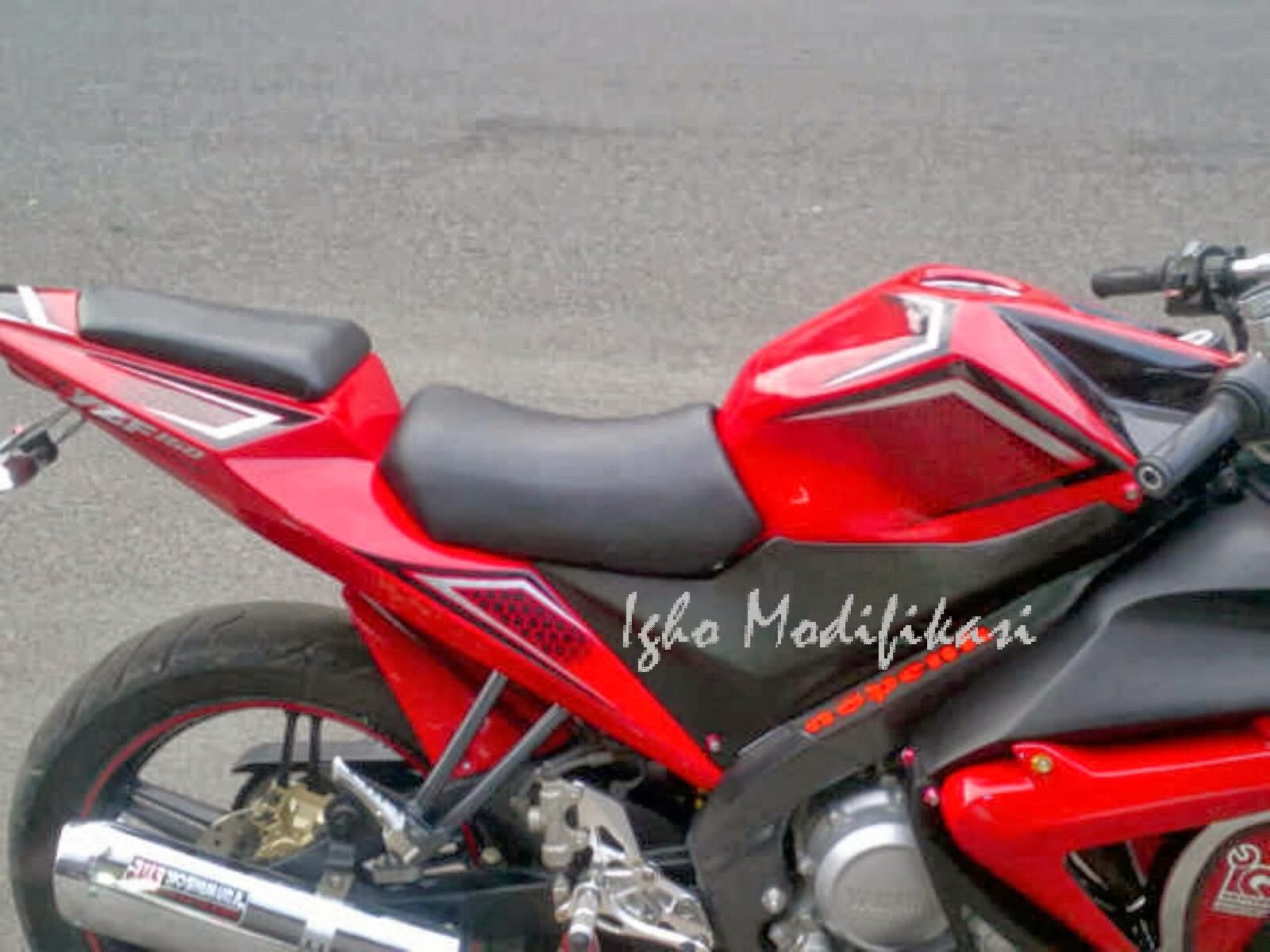 vixion modif r125