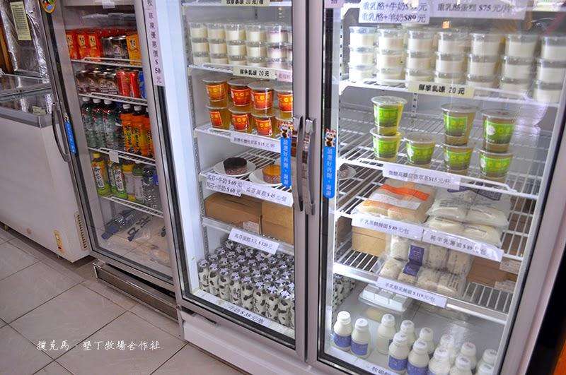 墾丁牧場合作社鮮奶製品