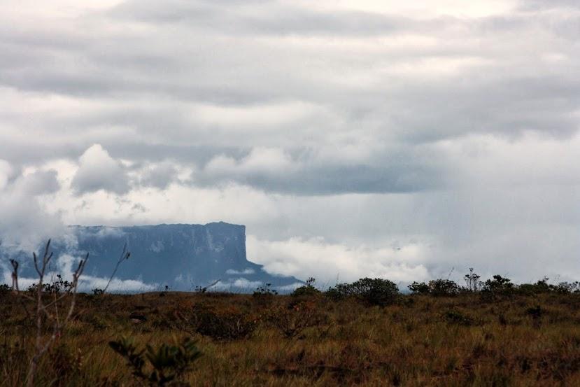 Santa Elena del Uairén - Monte Roraima