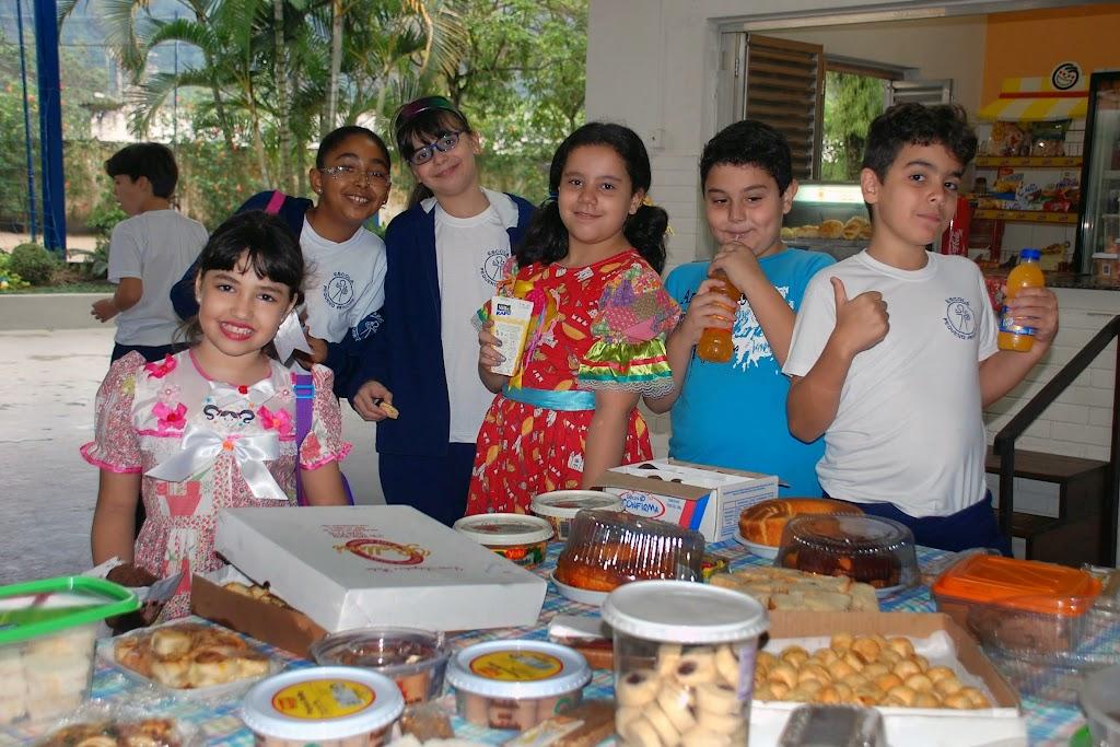 Lanche Junino Matutino – Infantil ao 9º ano – Unidade I – 2013