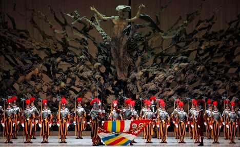vaticano - La Ciudad Satánica del Vaticano Resurrection