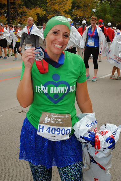 756067 1057 0029s My Chicago Marathon Recap   #TeamDannyDid