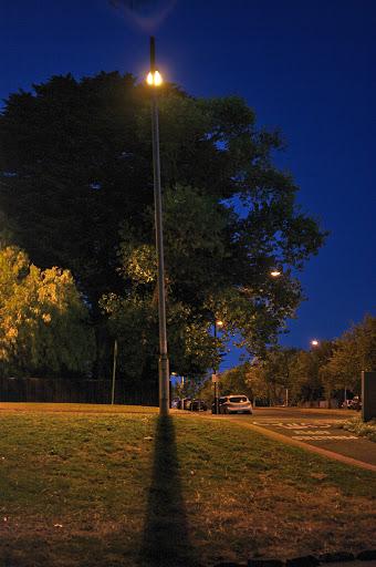 墨爾本市中心 Fitzroy 花園 K20D+CZ Distagon 35 2.8 有後製