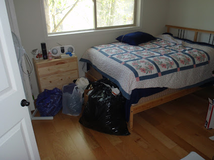 Guest Room = Storage Room