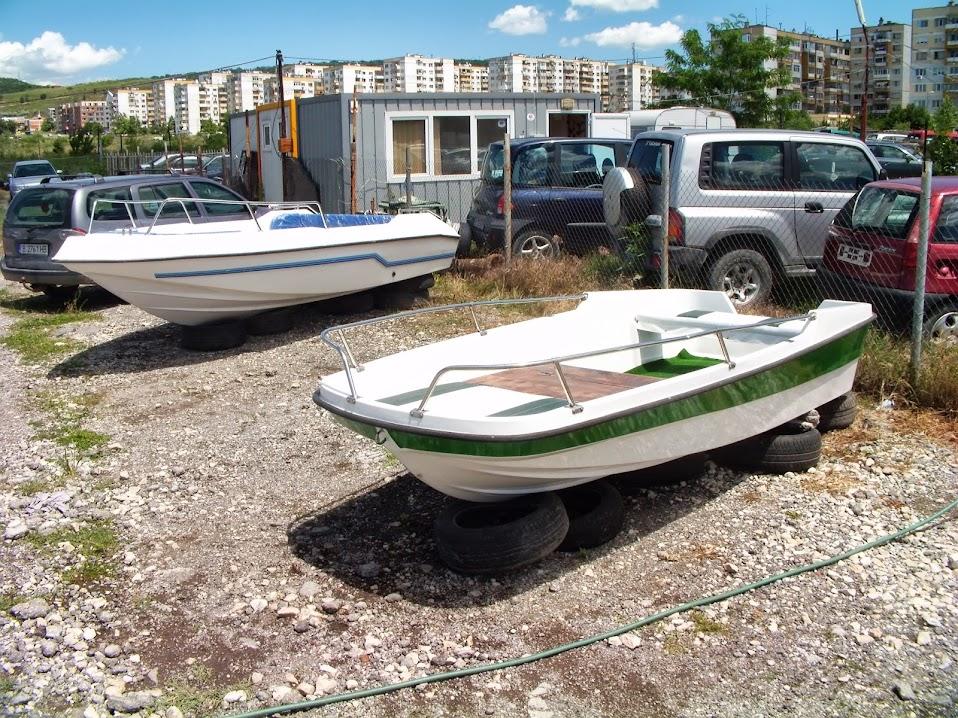 Лодки Second-hand Нов Внос DVCI9057