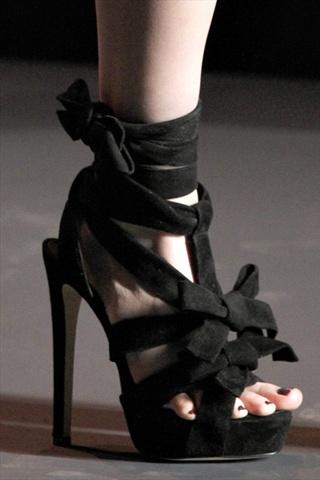 Christian Dior Fall Winter 2011 en www.elblogdepatricia.com