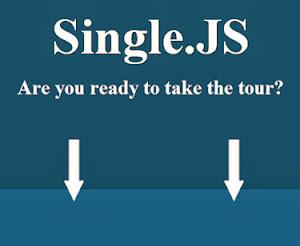 Single.JS – jQuery Plugin to Create Single Page Websites - ứng dụng tạo trang độc lập !
