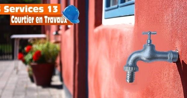 ks services 13 prix devis pose d un robinet d eau extérieur