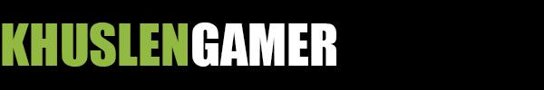Khuslen Gamer