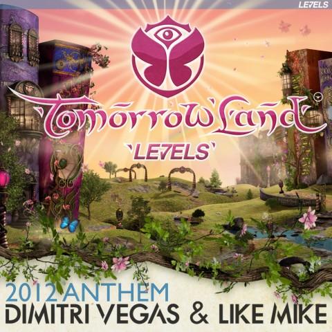 Dimitri Vegas & Like Mike - Tomorrow Changed Today