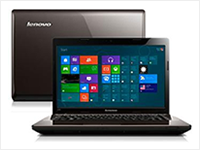 Notebook Lenovo 2GB, HD 320GB, 14