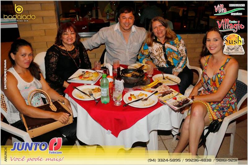Restaurante Villa Itacaiunas (27/02/15)