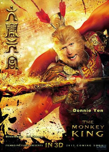 Tây Du Ký – Đại Náo Thiên Cung - The Monkey King 2014