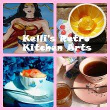 Kelli's Retro Kitchen Arts